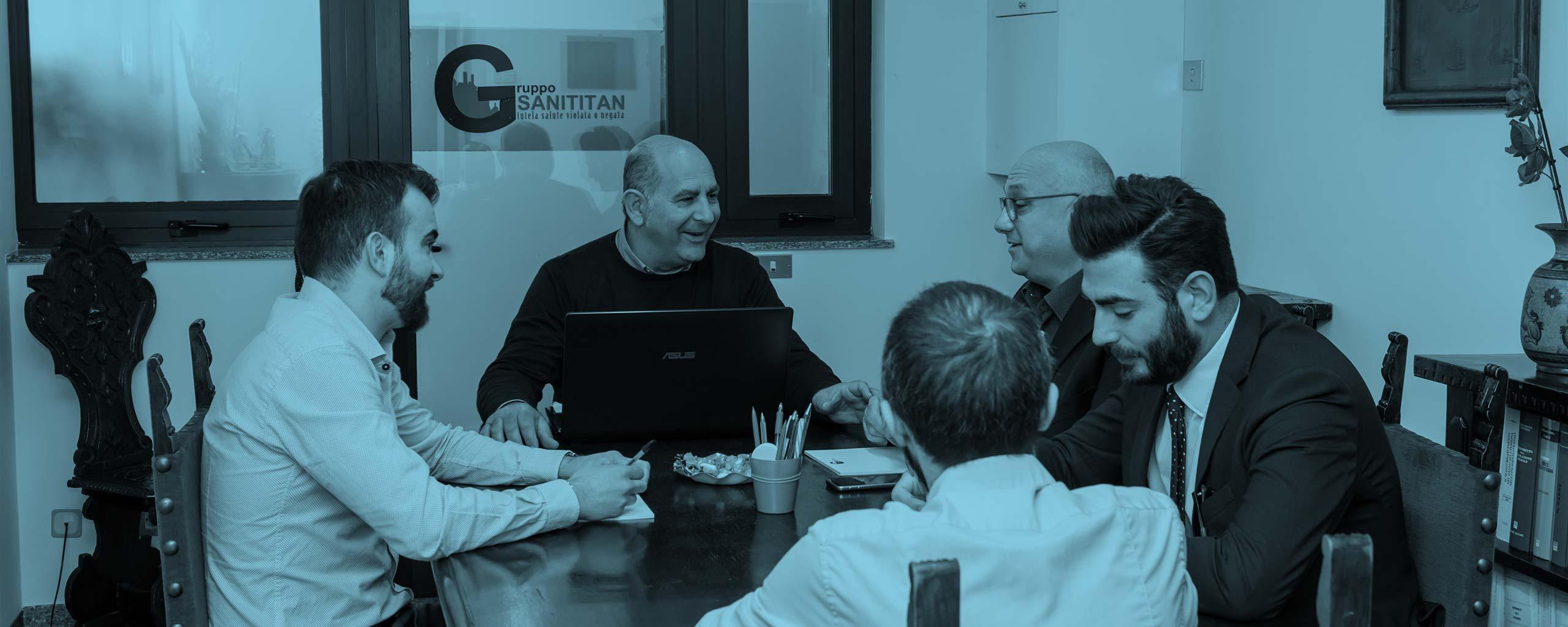 Gruppo Sanititan - Consulenti per casi di Malasanità